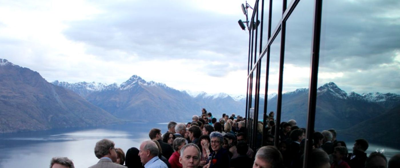 Conference Dinner - Queenstown Views