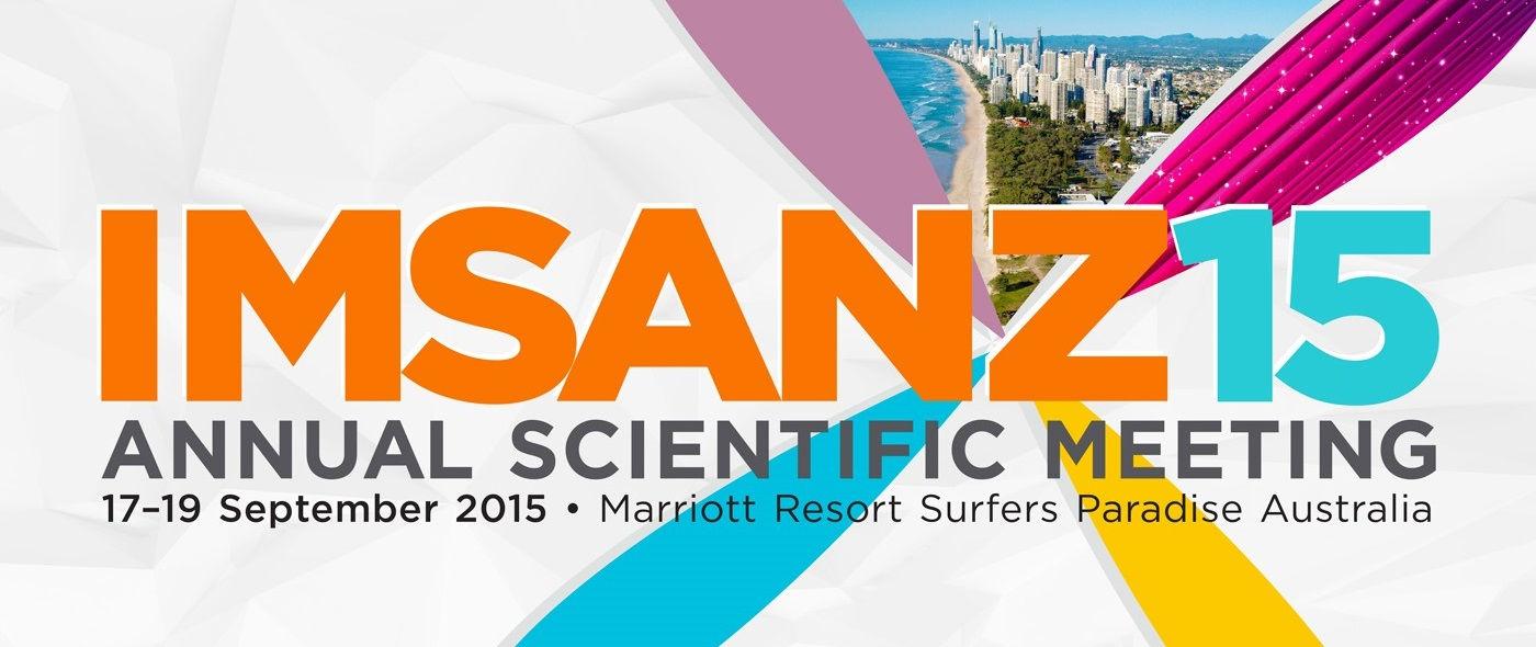 IMSANZ 2015 Gold Coast